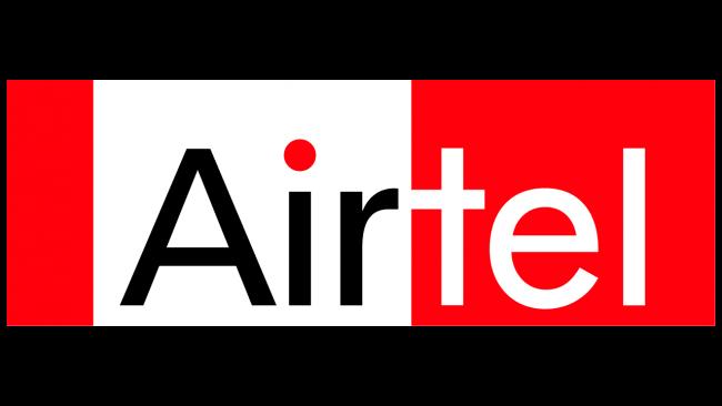 Airtel Logo 1995-2010