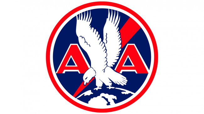 American Airlines Logo 1934-1945