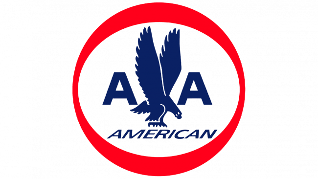 American Airlines Logo 1962-1967