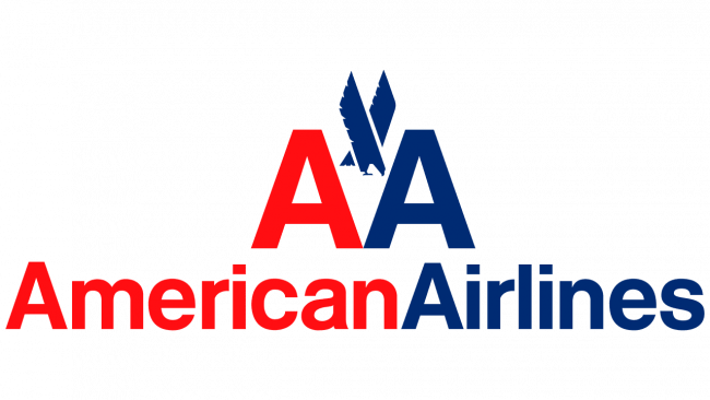American Airlines Logo 1967-2013