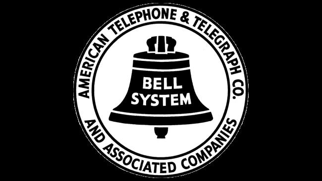 American Telephone and Telegraph Company Logo 1939-1964