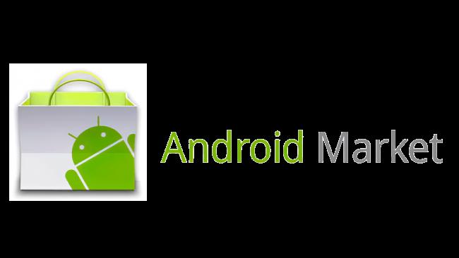 Android Market Logo 2011-2012