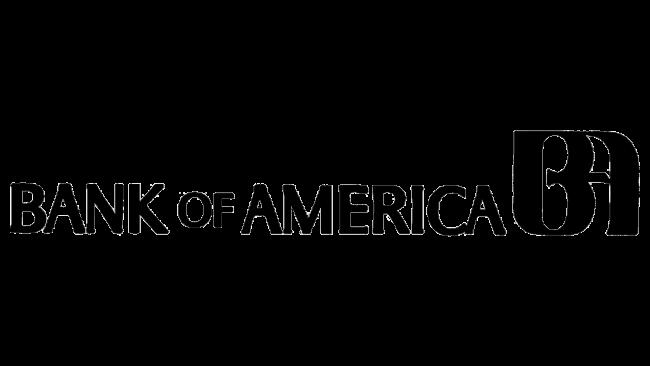 Bank of America Logo 1969-1980