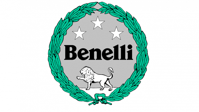 Benelli Logo 1995-oggi