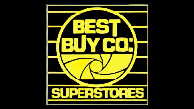 Best Buy Co. Superstores Logo 1983-1984