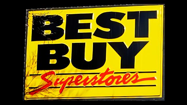 Best Buy Superstores Logo 1984-1989