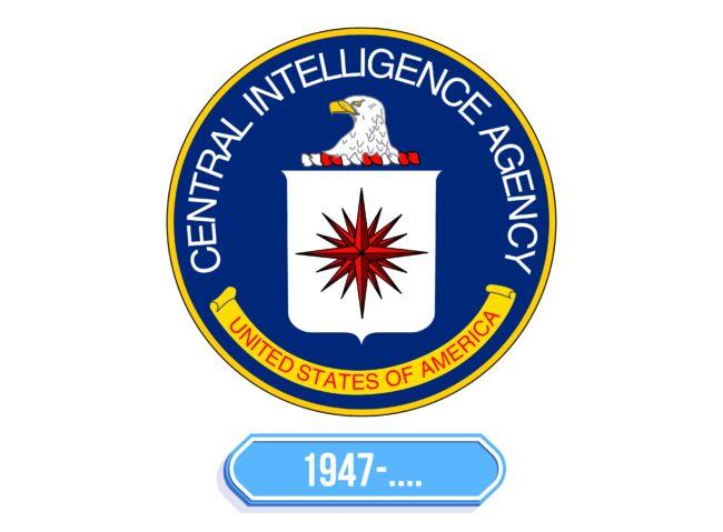 CIA Logo Storia