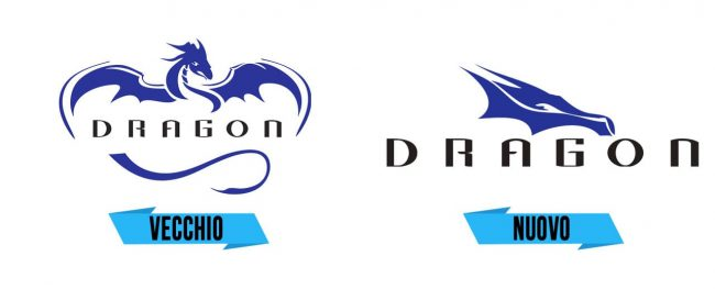 Crew Dragon Logo Storia