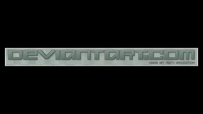 DeviantArt Logo 2000-2001