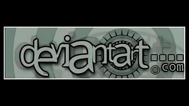 DeviantArt Logo 2000