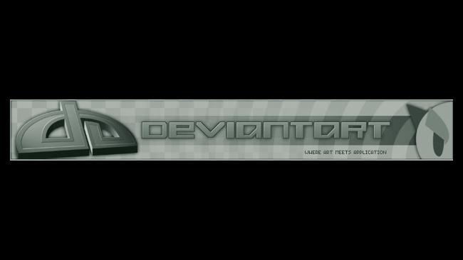 DeviantArt Logo 2001-2002