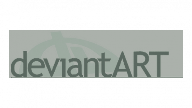 DeviantArt Logo 2005-2006
