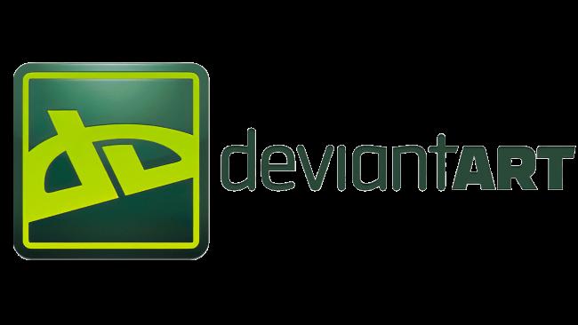 DeviantArt Logo 2010-2014