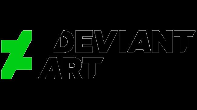 DeviantArt Logo 2014-2019