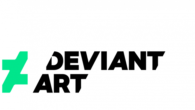 DeviantArt Logo 2019-oggi