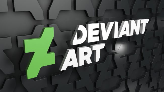 DeviantArt Simbolo