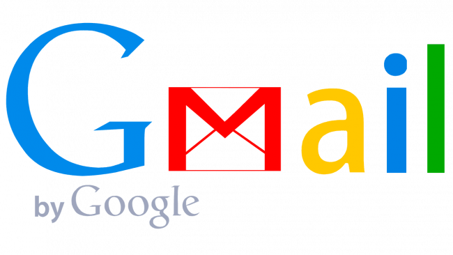 Gmail Logo 2004-2010