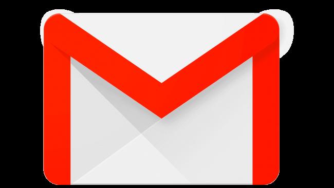 Gmail Logo 2013-2020