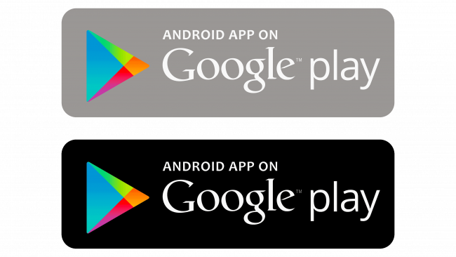 Google Play Simbolo
