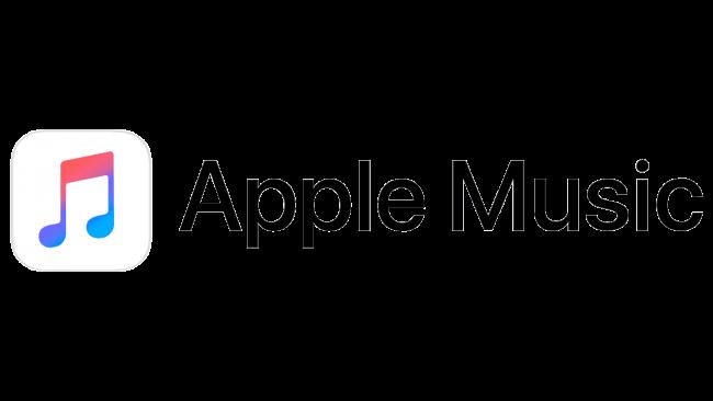 Logo della Apple Music