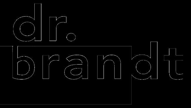 Logo della Dr. Brandt