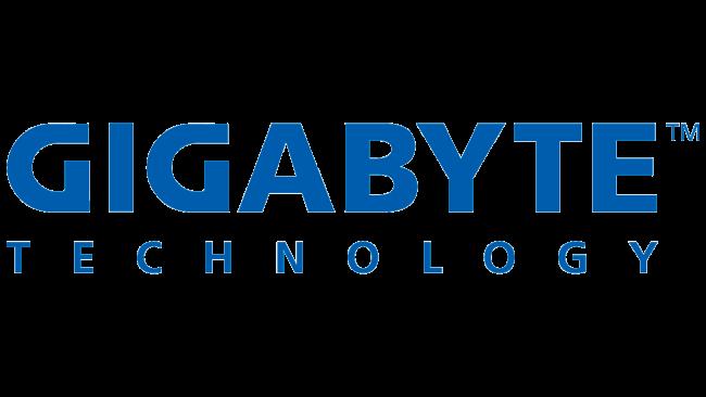 Logo della Gigabyte
