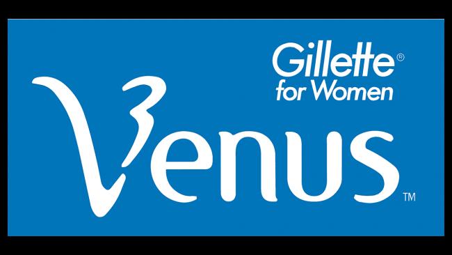 Logo della Gillette Venus