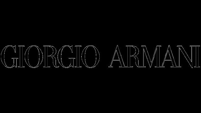 Logo della Giorgio Armani