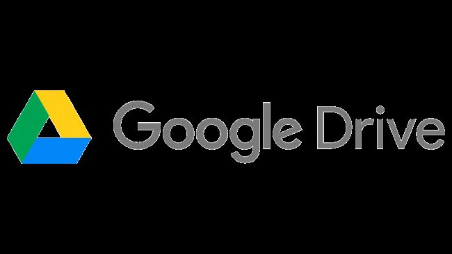 Logo della Google Drive