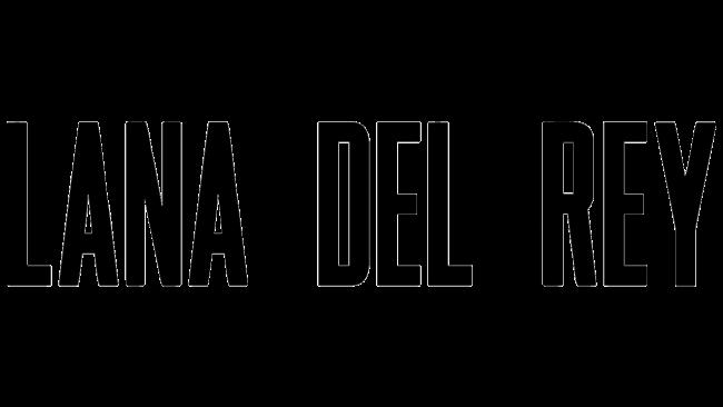 Logo della Lana Del Rey