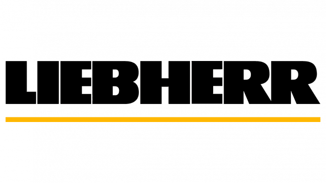 Logo della Liebherr