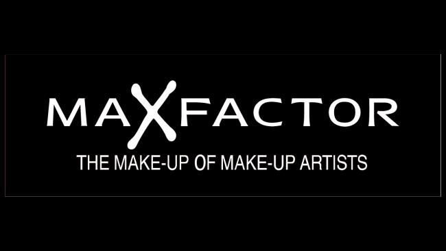 Logo della Max Factor