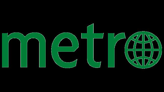 Logo della Metro