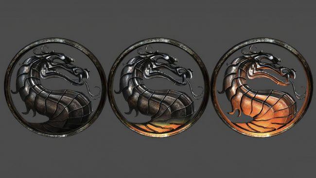 Logo della Mortal Kombat
