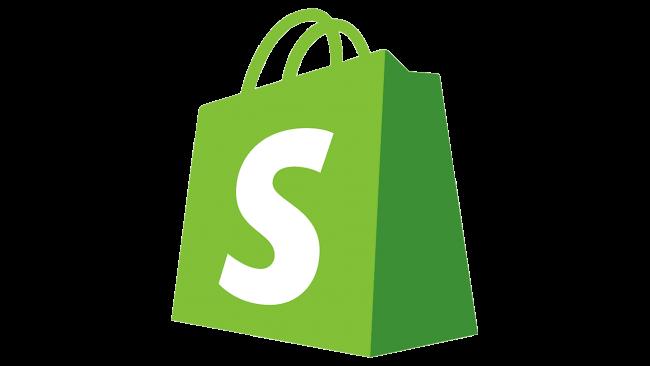 Logo della Shopify