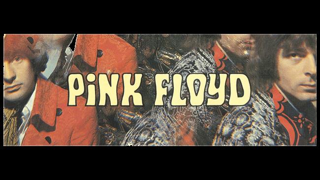 Pink Floyd Logo 1967-1972