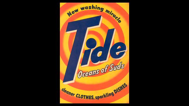 Tide Logo 1946-1966