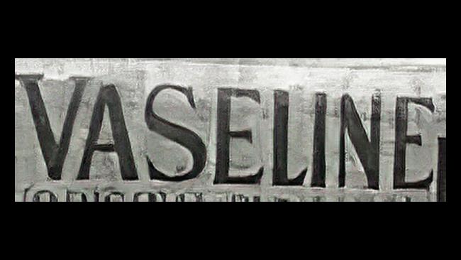 Vaseline Logo 1872-1928