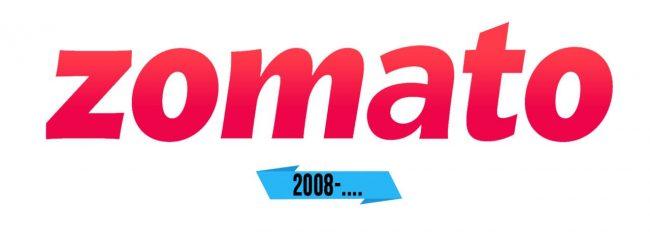Zomato Logo Storia