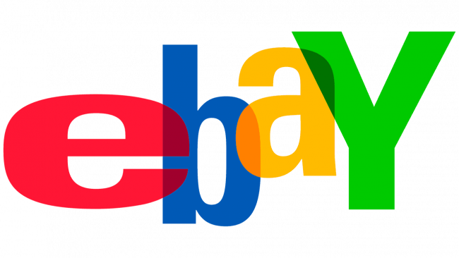 eBay Logo 1999-2012