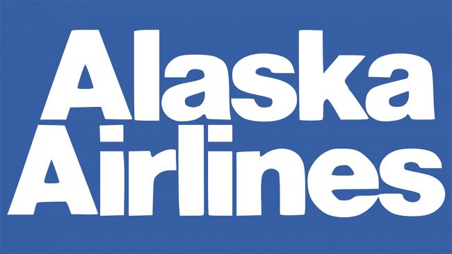 Alaska Airlines Logo 1972-1990