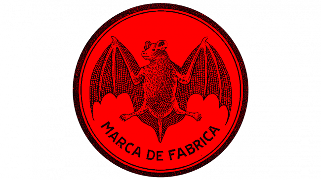 Bacardi Logo 1900-1931