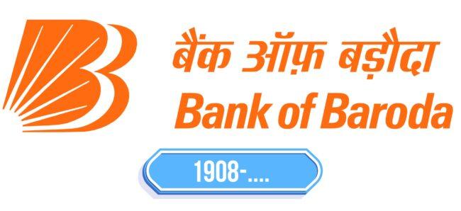 Bank of Baroda Logo Storia