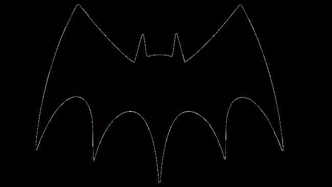 Batman Logo 1941-1944