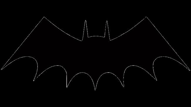Batman Logo 1944-1946