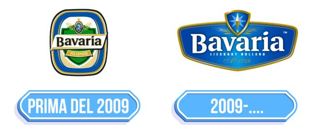 Bavaria Logo Storia