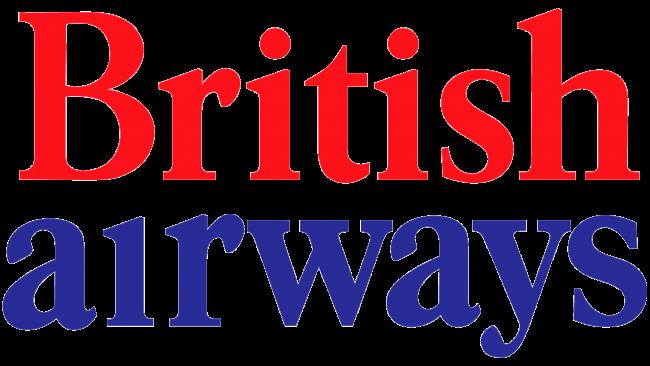 British Airways Logo 1973-1984