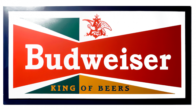 Budweiser Logo 1957-1961