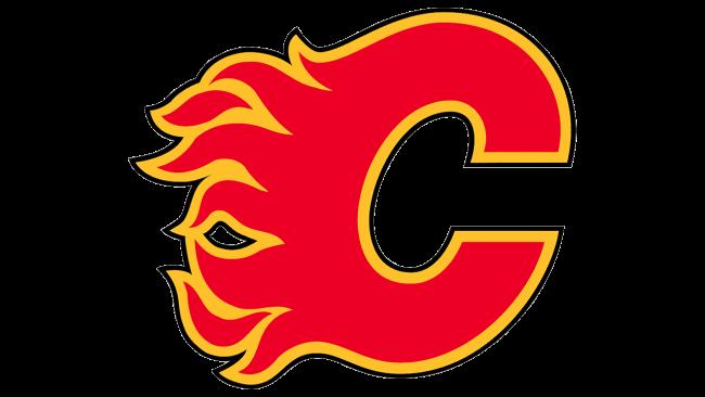 Calgary Flames Logo 1994-2020