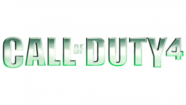 Call of Duty Logo 2007-2008